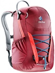 Deuter GoGo XS 13 red-pink (cranberry/coral)