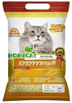Homecat Эколайн Кукурузный 6л