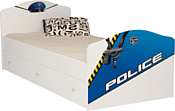 ABC-King Police 190x90 PC-1002-190