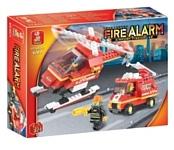 SLUBAN Пожарные спасатели M38-B0225