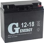 G-Energy 12-18