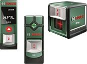 Bosch PLR15 + PMD 7 + Quigo (0603663102)