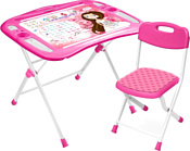 Nika NKP1/3 Маленькая принцесса (розовый)