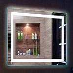 Континент Зеркало Rimini LED 120x80