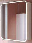 Alavann Шкаф с зеркалом Lana 80 2080 (белый)