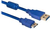 USB 3.1 тип A - micro-USB 3.0 B 1.8 м