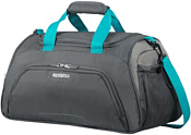 American Tourister Road Quest Grey Turquoise