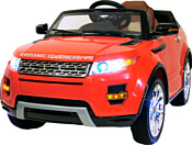 RiverToys Range Rover A111AA VIP (красный)