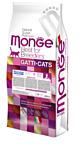 Monge Cat Adult – для взрослых кошек с курицей и рисом (10 кг)