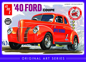 AMT 1940 Ford Coupe Original Art Series