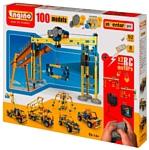 ENGINO Inventor Pro 10020 100 моделей