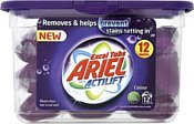 Ariel Colour Excel Tabs