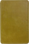 Amazon Kindle Touch Leather Cover Olive Green