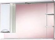 Акваль Аврора 105 зеркало-шкаф (EA.04.05.00.L)