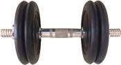 Pro energy Разборная с обрезиненными дисками (вращ. ручка) - 10 кг