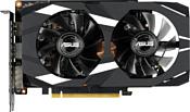 ASUS GeForce GTX 1660 Ti 1500MHz PCI-E 3.0 6144MB 3000MHz 192 bit DVI 2xHDMI HDCP DP DUAL OC (DUAL-GTX1660TI-O6G)
