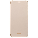 Huawei View Flip Cover для Huawei P Smart (золотистый)