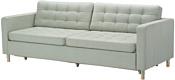 Ikea Ландскруна 493.198.79 (гуннаред светло-зеленый/дерево)
