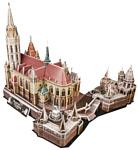 CubicFun Церковь Святого Матьяша. Венгрия MC128h