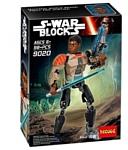 Jisi bricks (Decool) S-Wars 9020 Финн