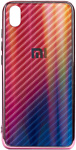 EXPERTS Aurora Glass для Xiaomi Redmi 7A с LOGO (розовый)