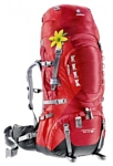 Deuter Aircontact PRO SL 55+15 red (cranberry)
