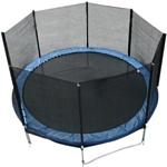 FUNFIT Батут 490 см с защитной сеткой