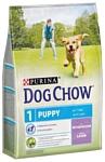 DOG CHOW (2.5 кг) 1 шт. Puppy с ягненком для щенков