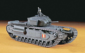 Hasegawa Пехотный танк Infantry Tank Churchill Mk.I