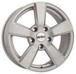 Disla Formula 7x16/5x112 D57.1 ET38 Silver