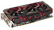 PowerColor Radeon RX 580 1380Mhz PCI-E 3.0 8192Mb 8000Mhz 256 bit DVI HDMI HDCP Red Devil
