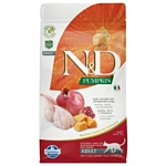 Farmina (1.5 кг) N&D Grain-Free Feline Pumpkin Quail