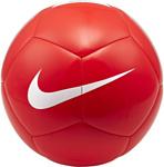Nike Pitch Team SC3992-610 (5 размер, красный/белый)
