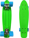 Display Penny Board Green/blue