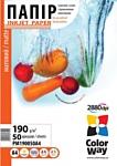 Colorway CW матовая A4 190г/м 50л (PM190050A4)