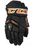 CCM Tacks 6052 SR (черный/оранжевый, 14 размер)