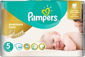 Pampers Premium Care 5 Junior (44 шт.)