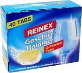 """Reinex Geschirr-Reiniger """"2 in 1"""" 40tabs"""