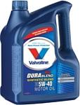 Valvoline DuraBlend MXL 5W-40 4л