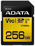 ADATA Premier ONE SDXC UHS-II U3 Class 10 256GB