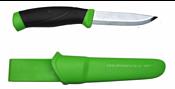 Morakniv Companion (черный/зеленый)