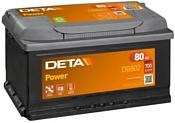 DETA Power R (80Ah)