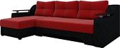 Mebelico Сенатор (красный/черный) (A-57754)