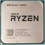 AMD Ryzen 7 1800X Summit Ridge (AM4, L3 16384Kb)