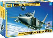 Звезда Перехватчик дальнего действия МиГ-31Б