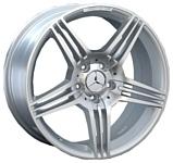 Replica MB74 7.5x16/5x112 D66.6 ET45 Silver