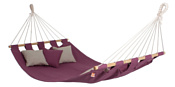 Гамак-Бай Цветной лен с брусками