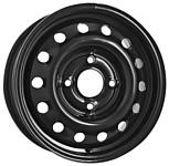 Magnetto Wheels 15007 6x15/5x100 D57.1 ET38 Black
