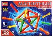 ГОРОД МАСТЕРОВ Магнитный 4017 Палочки и шарики