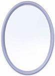 Berossi Зеркало Sonata (светло-голубой)